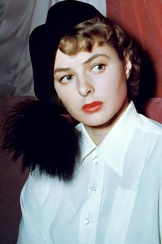 Photo of Ingrid Bergman for fans of Ingrid Bergman 30462174 Hooray For Hollywood, Golden Age Of Hollywood, Vintage Hollywood, Classic Hollywood, In Hollywood, Ingrid Bergman, Swedish Actresses, Classic Actresses, Chelsea