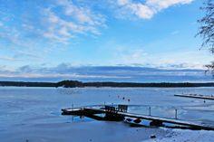 Lehmonkärki, Asikkala, joulukuu 2013