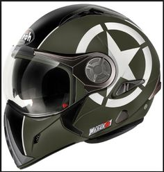 2 words come to mind when I think of carbon fiber motorcycle helmets: Lightweight and awesome. Why aren't there more of these sexy helmet designs available? Carbon Fiber Motorcycle Helmet, Custom Motorcycle Helmets, Custom Helmets, Racing Helmets, Motorcycle Gear, Motorcycle Accessories, Futuristic Helmet, Futuristic Motorcycle, Green Motorcycle