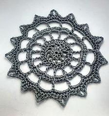 Sunny Doily pattern by Sophia yoon