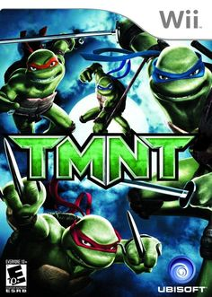 Title: TMNT (Nintendo Wii, 2007) UPC: 008888173410 Condition: Good - Pre-owned. Game Disc and Paper Sleeve Only. No Box, No Instruction Manuel. Item Tested and Works Well. Shipping: Orders Placed Befo
