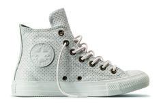 No site da Converse você encontra os últimos modelos de All Star, Cons e Jack Purcell.