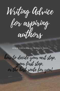 Writing Advice for Aspiring Authors. Self-publishing vs tradional publishing or Indie Publishing. How to overcome Writers Block and more... #writingtips #author #publishing