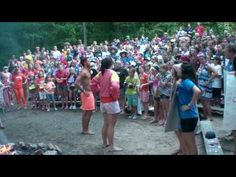 """Baila Baila is a Spanish song about the parts of the body.  """"Baila"""" means """"Dance.""""  (This is to all our former Brazilian Councilors!)  From Opening Campfire Week Six."""
