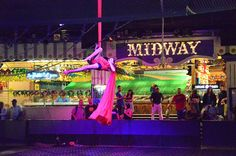 Circus Acts at Circus Circus  Address: 2880 S Las Vegas Blvd Las Vegas NV 89109 Hours: Performance starting at 11AM daily