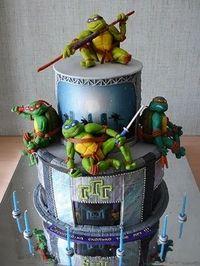 Ninja Turtle Cupcakes Walmart