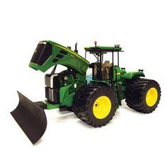 1:16 John Deere 9630 Four Wheel Drive Tractor