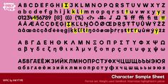 Check out the Riffic font at Fontspring. Displaying the beauty and characteristics of the Riffic font family.