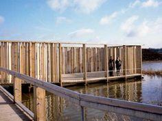 public space: Opening of Rainham Marshes: London (Reino Unido), 2014