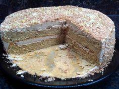 Mocha Chiffon Cake Recipe Ala Goldilocks