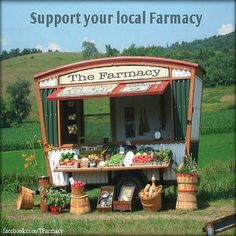 Support your local pharmacy.