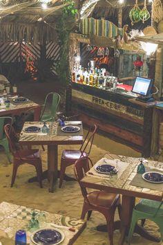 Pescador Restaurante & Bar  in Jericoacoara, Brazil   heneedsfood.com