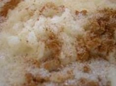 Simple German Rice Pudding - How to Make Milchreis Recipe   Just A Pinch Recipes
