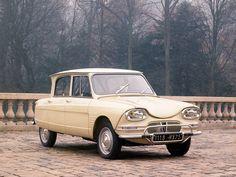 Tanta nostalgia delle auto anni 70/80 e non solo ## Citroën Ami 6