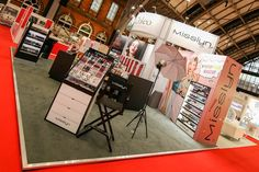 Chleo Enterprises stand at Professional Beauty Manchester Point Of Purchase, Exhibition Stands, Trade Show, Manchester, Beauty, Design, Design Comics