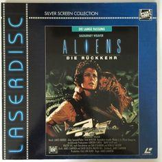 Aliens  Laserdisc