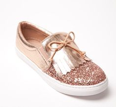 Pink fringes slippers - Shoes