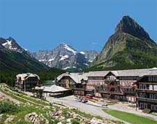 Can't wait to experience Many Glacier Hotel on our Road Scholar hiking tour, #Montana