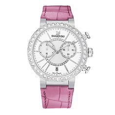 Citra Sphere Chrono Pink Watch