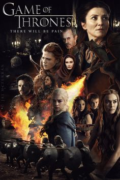 Game of Thrones Season 3 poster by JaiMcFerran on DeviantArt