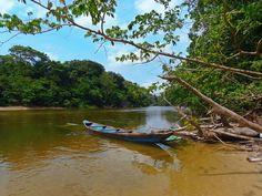 Rio Guamá - Ourém Pa Brasil