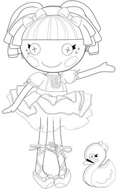 lalaloopsy coloring page free printables for kids free word search puzzles coloring pages - Word Girl Coloring Pages