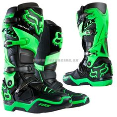 Moto obuv - čižmy na motorku Dirt Bike Boots, Dirt Scooter, Mx Boots, Dirt Bike Gear, Motorcycle Dirt Bike, Dirt Biking, Motocross Love, Motocross Gear, Fox Racing