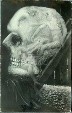skull ladies-1910