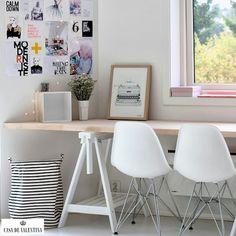 Veja mais em Casa de Valentina www.casadevalenti... #details #interior #design #decoracao #detalhes #home #office #escritorio #cozinha #casadevalentina