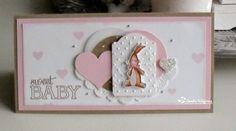 Made by Sandra: Sweet baby!http://sansscrapcorner.blogspot.nl/2015/01/sweet-baby_58.html
