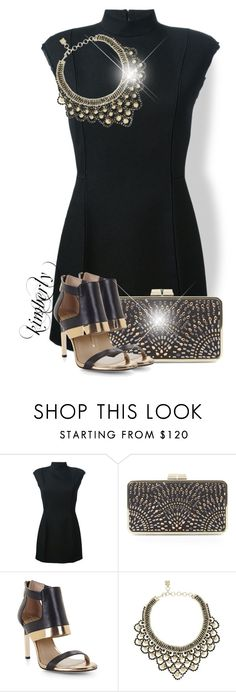 """""""BCBGMAXAZRIA shoes"""" by cavell ❤ liked on Polyvore featuring Maison Margiela and BCBGMAXAZRIA"""