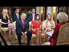 Primeira Entrevista do Presidente Donald J. Trump (CBS - 60 minutes - Co...