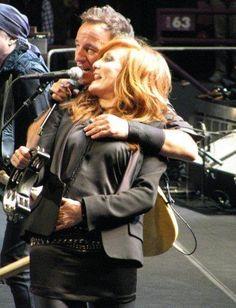 Mr. & Mrs. Springsteen