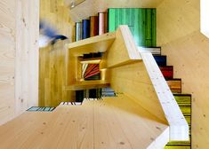 Richard Wood's Hackney townhouse by dRMM features his painted wood