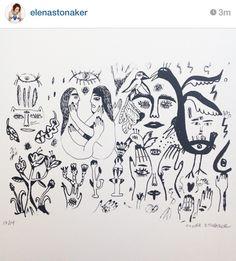Elana Stonaker // Deep Jungle Love