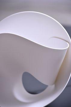 """Tulip"" Lamp by designer Pierre Cabrera. Photo: ©Franck Foucha – Xavier Muyar"