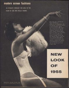 Really Like The Stuff. Retro Lingerie, Women Lingerie, Vintage Advertisements, Vintage Ads, Merry Widow, Composition Design, Old Ads, Vintage Paper, Advertising