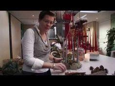 Elisabeth Bønløkke viser anderledes juledekoration - YouTube