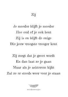 Today Quotes, Life Quotes, Vintage Love Quotes, Inspiring Quotes About Life, Inspirational Quotes, Dutch Quotes, Powerful Words, True Words, Texts