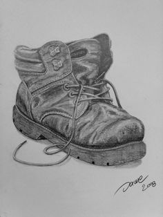 Shoe by DawePapouch.deviantart.com on @DeviantArt