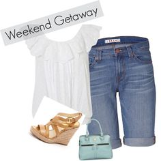 Weekend Getaway, created by melissa-collicutt on Polyvore