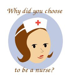 essay on becoming a nurse