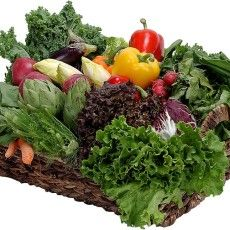 The Health Benefits of a Raw Food Diet!