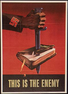 World War II propaganda posters