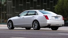Check out the 2016 Cadillac CT6. #gm #cadillac #luxury BASE PRICE: $59,390  DRIVETRAIN: 2.0-liter turbo DOHC I4, RWD eight-speed automatic OUTPUT: 265 hp @ 5,500 rpm; 295 lb-ft @ 3,000 rpm CURB WEIGHT: 3,657 lb FUEL ECONOMY: 22/31/25 mpg   Read more: http://autoweek.com