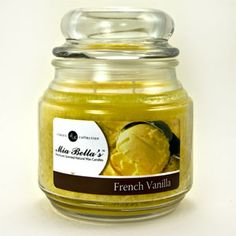 Want to elevate your sense of joy and happiness? Take a good whiff of Vanilla! It can also have a relaxing effect.