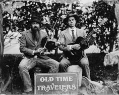 -Travel more - Travel often- old time string band - Chattanooga, TN
