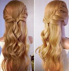 cool hair style!.