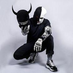 Hyena Man, Graffiti Wallpaper Iphone, Emily The Strange, Trill Art, Cool Avatars, Bad Boy Aesthetic, Marken Logo, Dark Art Drawings, Grunge Photography