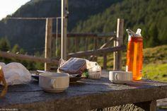 In der Natur unterwegs: Vier Täler, drei Pässe im Locarnese - Outdoor-Frühstück - #ExpeditionLocarnese